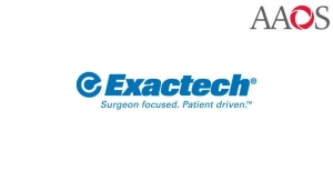 AAOS: Exactech Showcases Knee & Ankle System, Shoulder & Hip Stem and Computer-Assisted Surgery Tech