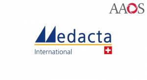 AAOS: Medacta Launches Medial Partial Knee and Shoulder System