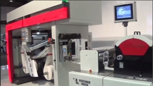 Kocher + Beck explores diecutting at Labelexpo Europe