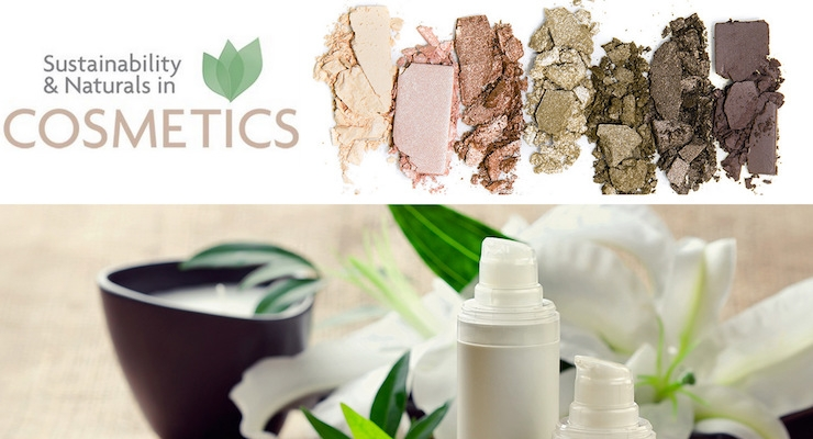 Inaugural Sustainability & Naturals in Cosmetics Conference To Debut in Barcelona