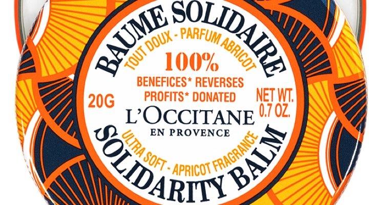 L'Occitane Brings Back Solidarity Balm