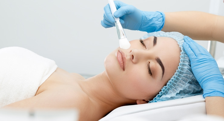 Pre- and post-procedure skin care is a growing category.