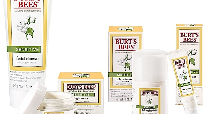 Burt's Bees Tackles a Sensitive Subject