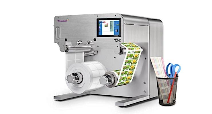 TCS Digital Solutions unveils new T2-C printer