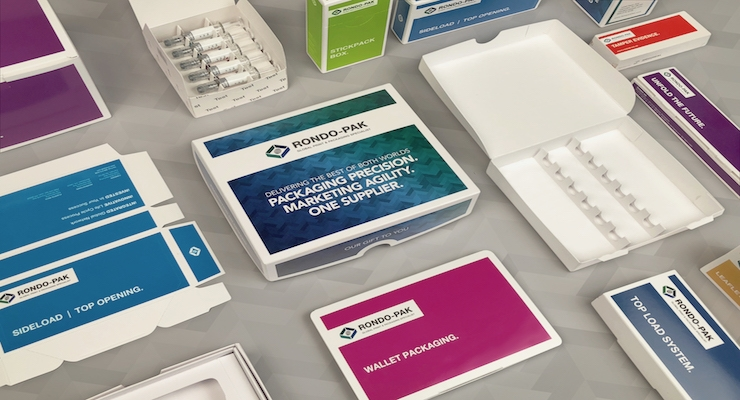 Rondo-Pak Expands Digital Printing  Capabilities with New Press