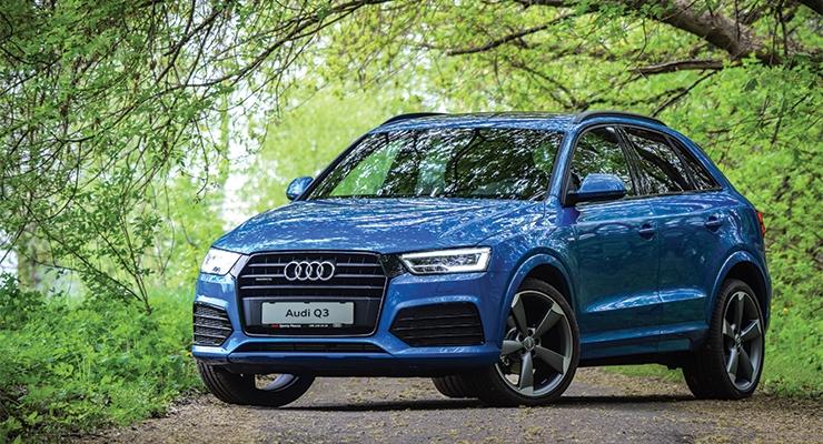 Audi Q3 (Image via Shutterstock)