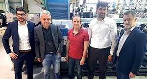 Greek label converter installs Gallus ECS 340