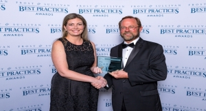 Axalta Wins Market Leadership Award for Global Refinish Products