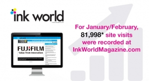 Ink World Magazine Reveals Record-Breaking Website Traffic