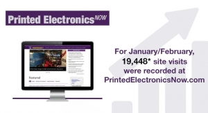 Printed Electronics Now Reveals Record-Breaking Website Traffic