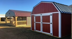 PPG Introduces Family of Coatings for Sheds, Barns, Other Portable Buildings