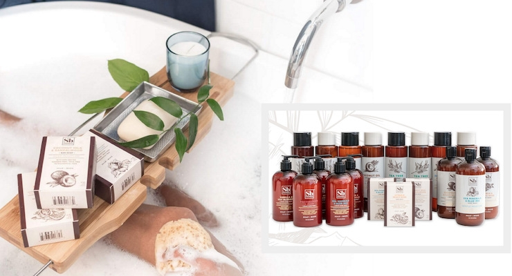 Delta Hotels Announces An Amenity Partnership with Soapbox