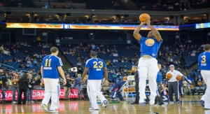 Benjamin Moore Adds Golden State Warriors Colors to Sports Colors Collection