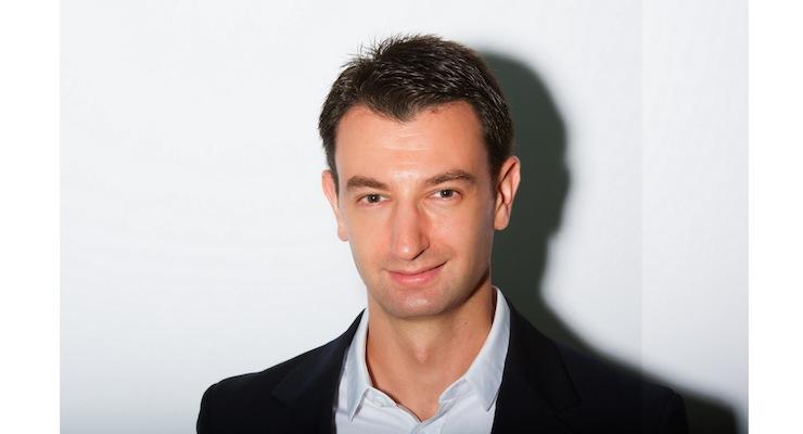 The author, Ilya Seglin