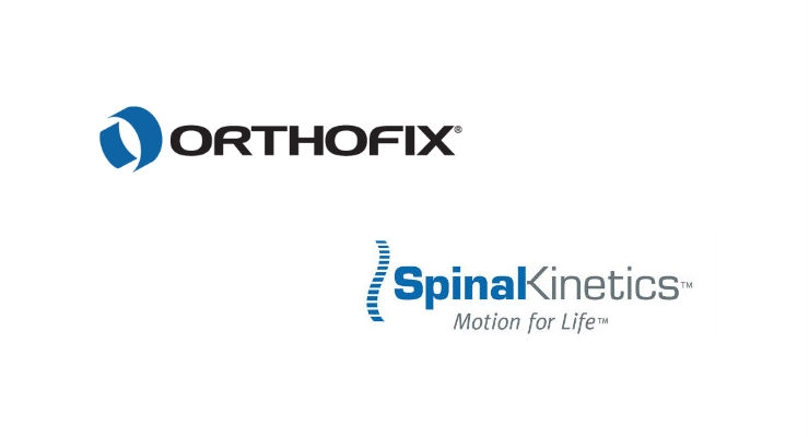 Orthofix to Acquire Spinal Kinetics for Up to $105M
