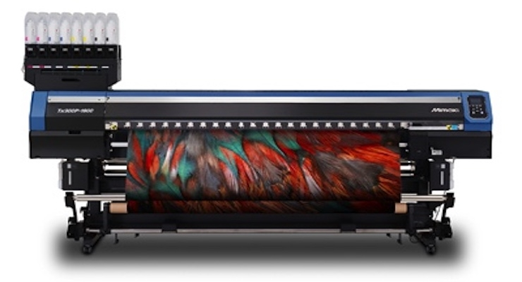 Mimaki: 'Center of Innovations in Digital Textile Printing Solutions' at ITM 2018