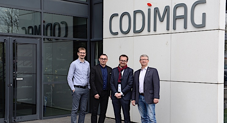 Codimag appoints GRAW as Aniflo agent in Poland