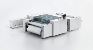 Mouvent Displays New 8-Color Digital Textile Printer at ITM 2018