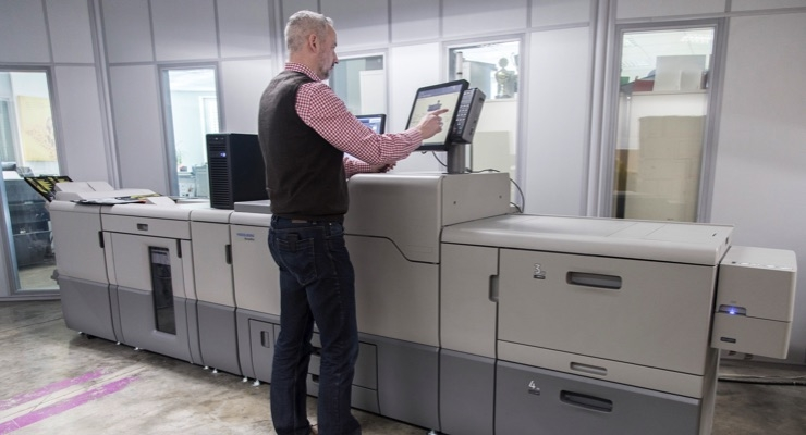 Heidelberg Presents New Digital Press For Creative Commercial
