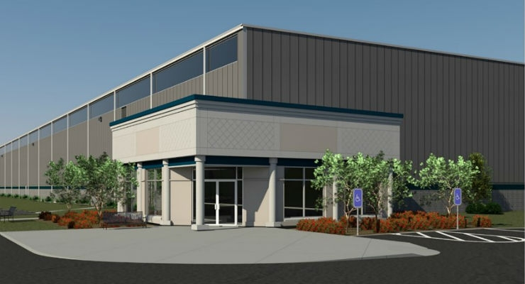 Scapa Healthcare Starts Construction on New Medical Device Manufacturing Facility
