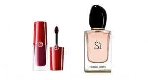 Armani Extends Beauty Partnership with L
