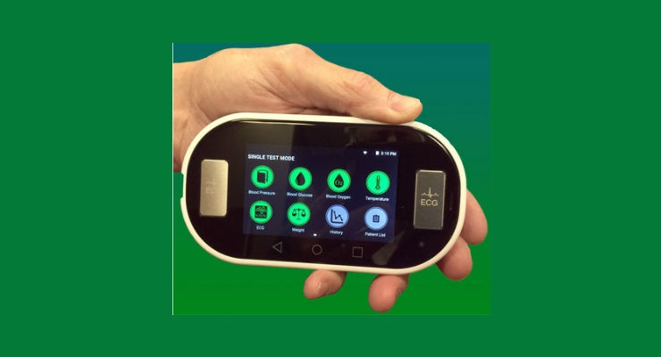 VoCare Develops Mobile Professional Grade Medical Multi-Diagnostic Device
