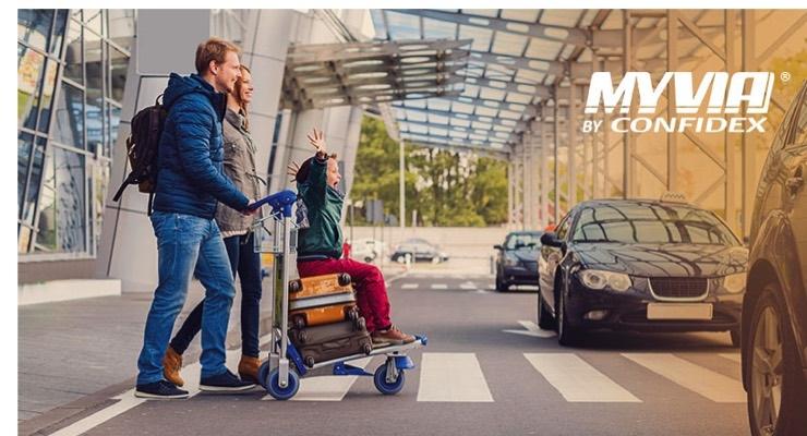 Confidex Launches MYVIA by Confidex