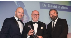 Dr. David Galton Honored by EFIA