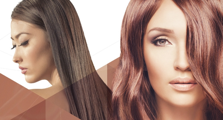 Hair protection against damage caused by pollution