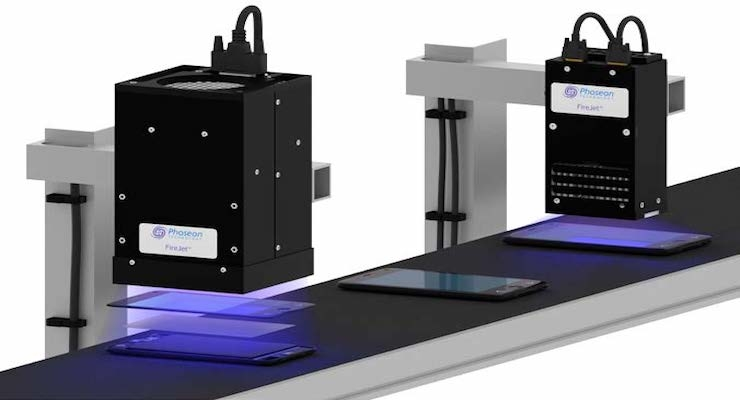Phoseon Technology Exhibits LED Curing Solutions at OPTICS & PHOTONICS International Exhibition 2018