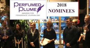 Announcing the Finalists in the 2018 Perfumed Plume Awards