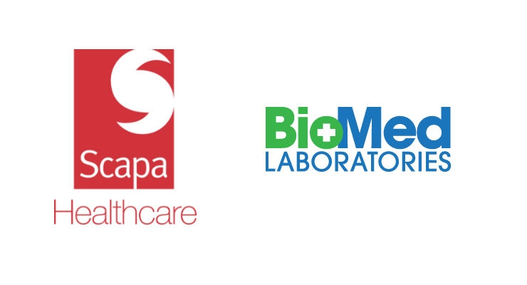 Scapa Healthcare Acquires BioMed Laboratories
