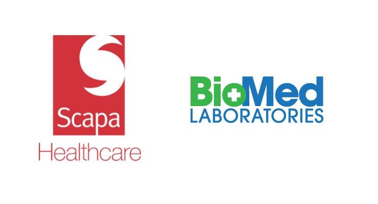 Scapa Healthcare Acquires BioMed Laboratories