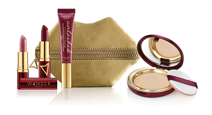 The Jetsetter Kit from Wander Beauty targets gals on the go.