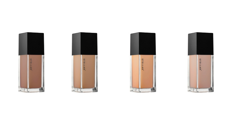 Stellar addresses the varied undertones of medium skin tones.