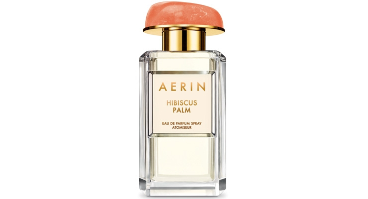 Aerin's latest creation is Hibiscus Palm.