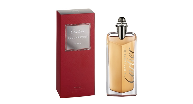 Declaration by Cartier is a men's scent described as spicy and woody.
