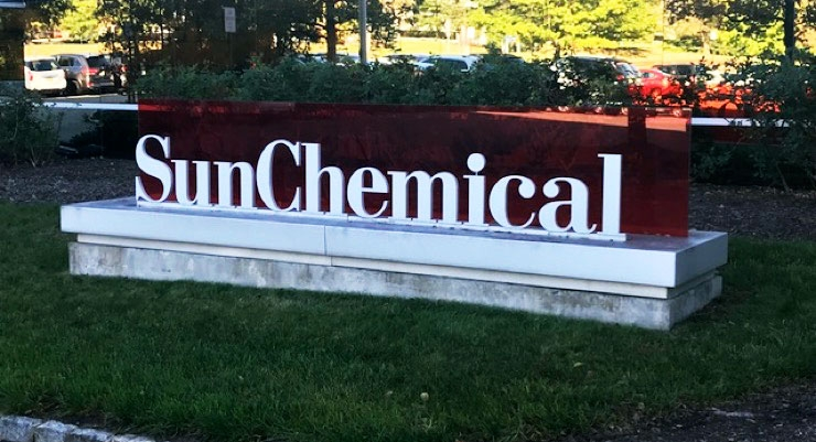 Sun Chemical Showcases Latest Offerings at INFOFLEX 2018