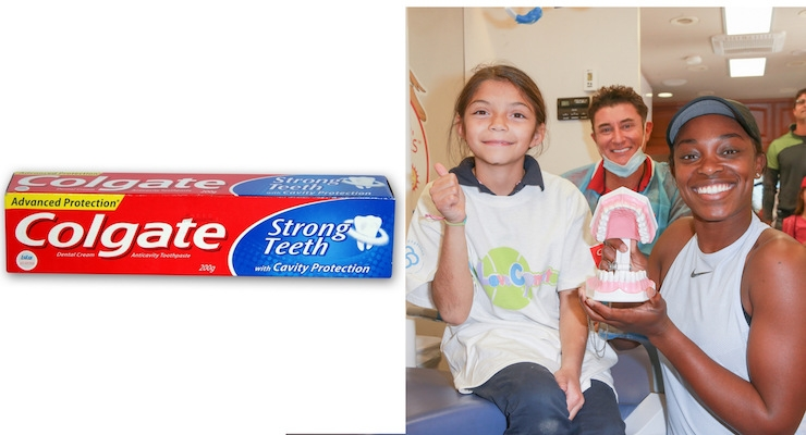 Colgate Bright Smiles, Bright Futures Educational Program Empowers Kids
