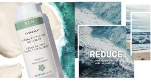 REN Clean Skincare Pledges Zero Waste by 2021