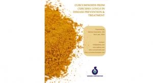 Curcuminoids from Curcuma Longa in Disease Prevention & Treatment