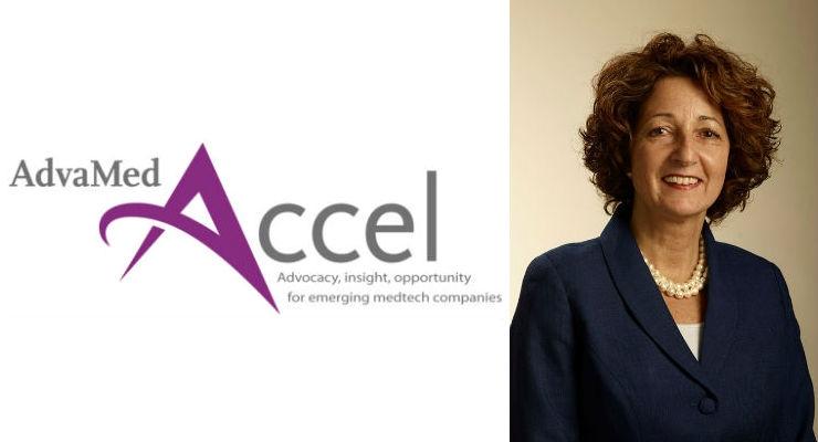 IlluminOss Medical's Martha ShadanNamed AdvaMed Accel Chair