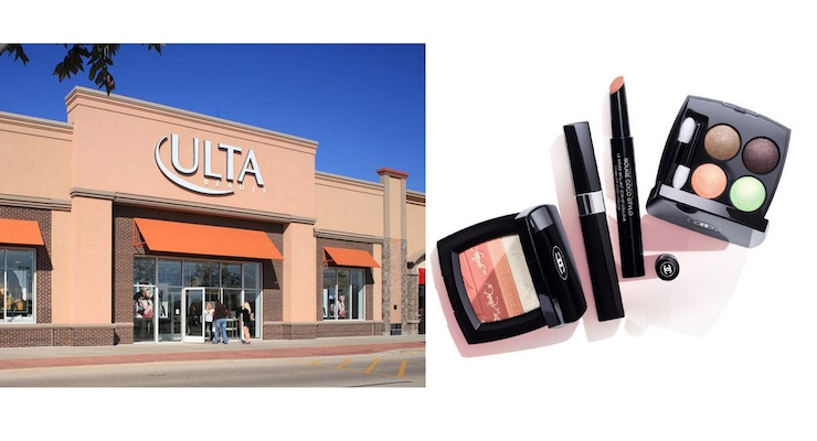 Ulta Beauty Now Sells Chanel Makeup, \u0026 More , Beauty Packaging