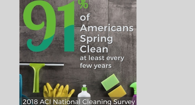When It Comes to Cleaning, Spring is Still King