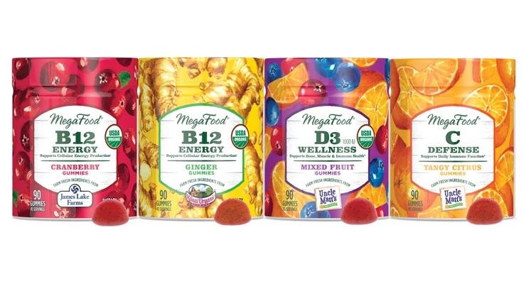 MegaFood Unveils New Gummy Line