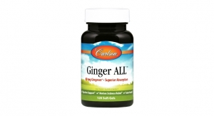Carlson Introduces Ginger ALL