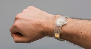 Fraunhofer FEP, VTT, Holst Centre Shows First Wearable OLED Bracelet