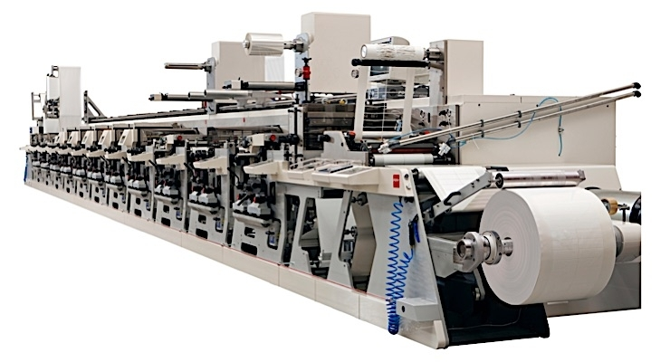Sanfaustino Label Invests in Nilpeter MO-4