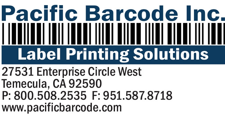 Narrow Web Profile: Pacific Barcode, Inc.