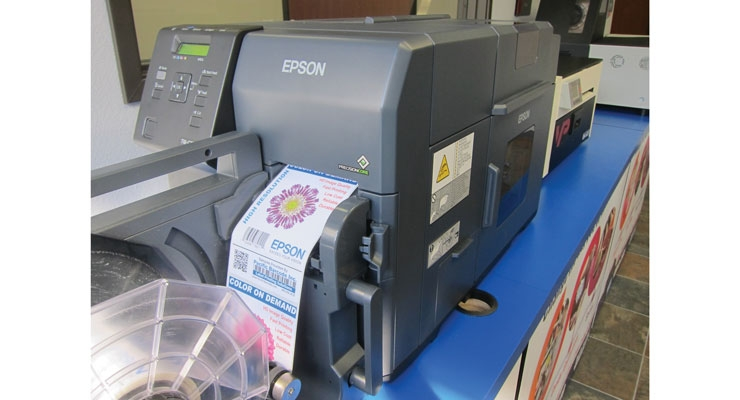 Pacific Barcode offers the comprehensive Epson ColorWorks C7500 portfolio of printers.